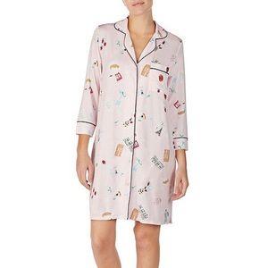 NWT Kate Spade Jersey Sleep Shirt